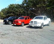 Dodge Ram ピックアップトラック
