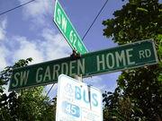 Garden Home RD.