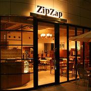 神宮前『ZipZap』が好き