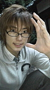 増田のメガネ