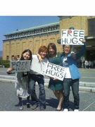 FREEHUGS 〜LOVE&PEACE〜