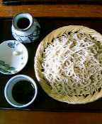 信州蕎麦食べ歩き