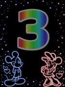 ♡『3』が付く日♡