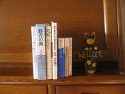 50歳以上の女性の本棚
