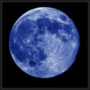 La luna bleue (稀有な時間)