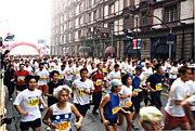 上海国際マラソンに行こう!