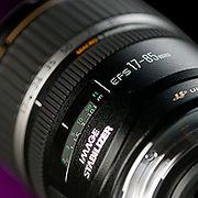 Canon EF-Sレンズ
