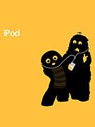 ipodが耳から離れません