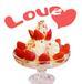 LOVE★ストロベリーパフェ