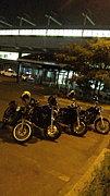 北海道のバイク乗り集合(^O^)/