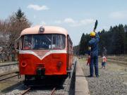 南部縦貫鉄道レールバス
