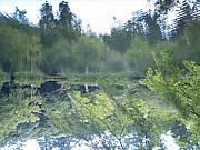 緑の園 森と湖と詩作