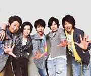 嵐*LOVERS☆AMNOS