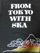 日本のバンドTシャツが好き!!