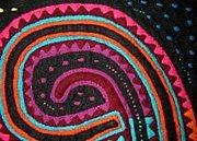 パナマ モラ刺繍(キルト)