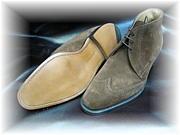 靴の修理とクリーニング