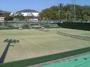 粟中ソフトテニス部1985.1986生