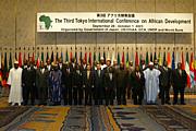 mixiでアフリカ開発会議(TICAD)
