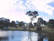 オーストラリアのYurt Farm