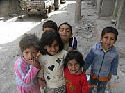 青年海外協力隊 シリア隊員