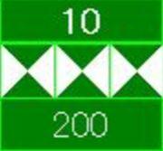 スコア200up