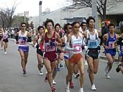 陸上・マラソン(^−^)