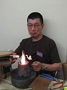 ガラス細工,工房  tamura.