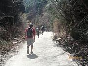 鳳高校金剛山に登る会