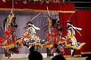 上石神楽団