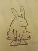 Artプロジェクト「ウサギ」