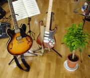 東武東上線の音楽人、演奏者
