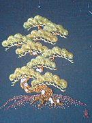 日本刺繍の風