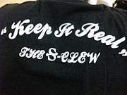 """""""Keep It Real""""@S-Clew"""