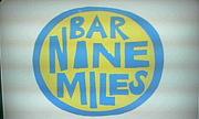深江橋 BAR NINE MILES