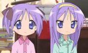 柊姉妹〜髪型交換〜