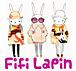 *Fifi Lapin*