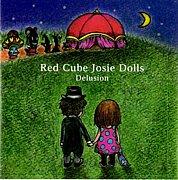 Red Cube Josie Dolls