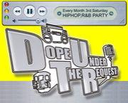 DUTR-3rd.Saturday Hiphop Party