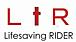 L t R  Lifesaving Rider