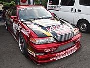 D1グランプリ 中田哲郎選手