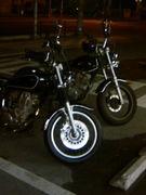 街乗りトラッカーバイク最高!!