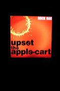 upset the apple-cart