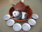 シャオ・ジージーの中国茶藝館