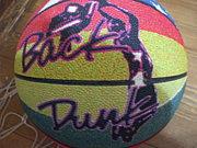 大和スポセンでバスケットボール