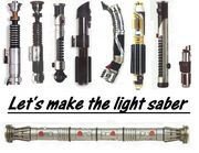 Let's make the light saver