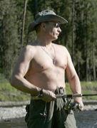 プーチンのような体になろう