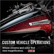 Custom vehicle operations,