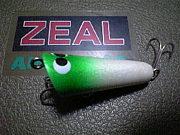 ZEAL【TopWaterBassing】Toyama