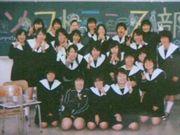 国府高校ソフトテニス部㊛