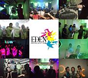 EDEN -spiritual uplift stage-